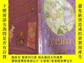 二手書博民逛書店a罕見party for the princess:為公主舉辦的聚會Y200392