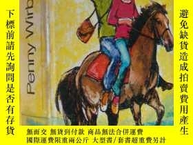 二手書博民逛書店PENNY罕見WIRBELWIND 精裝28開 少兒插圖本Y16