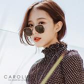 《Caroline》年度最新網紅款潮流行時尚百搭明星抗UV太陽眼鏡 70658