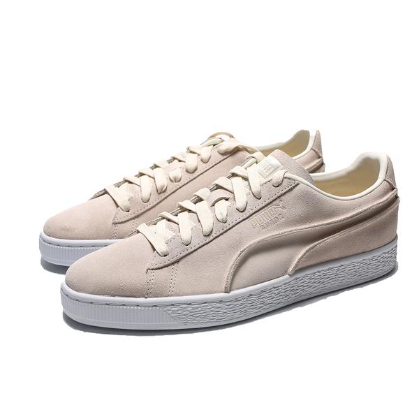 PUMA Suede Classic Exposed Seams 米色 板鞋 男 (布魯克林) 36534804