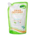 (宅)Nac Nac 奶瓶蔬果酵素洗潔慕斯補充包600mlx12包(箱購)[衛立兒生活館]