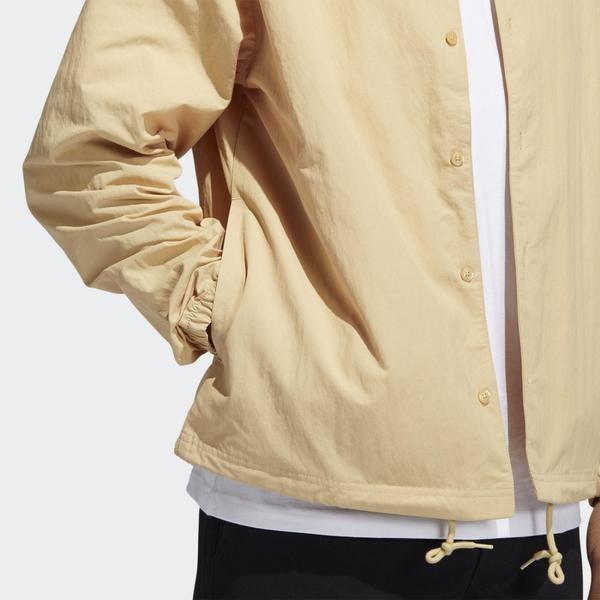【跨店好好買折後$2680】adidas Originals 滑板 教練外套 防風 外套 襯衫 卡其 GL9969