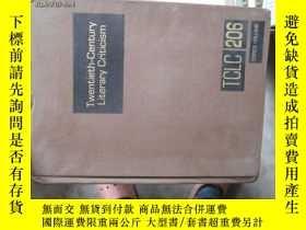 二手書博民逛書店b0040精裝twentieth-century罕見litera