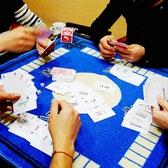 紙牌麻將撲克牌防水加厚塑料迷你旅行便攜