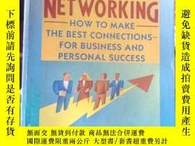 二手書博民逛書店The罕見secrets of savvy networking