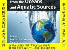 二手書博民逛書店Fuels,罕見Chemicals and Materials from the Oceans and Aquat