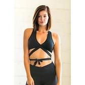 【南紡購物中心】【Flexi Lexi】Black Betty Bralette 運動內衣