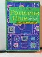 二手書博民逛書店 《Patterns Plus: A Short Prose Reader With Argumentation》 R2Y ISBN:0618123091│Conlin