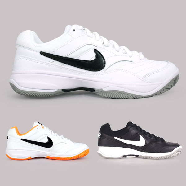 NIKE COURT LITE 男網球鞋(免運費≡排汗專家≡