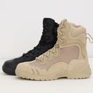 戶外男超輕特種兵鞋 減震作戰靴高幫軍迷戶外 防水防滑戰術沙漠靴  降價兩天