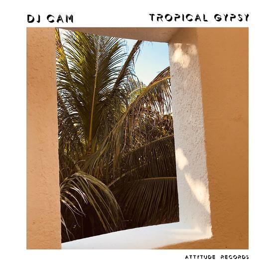 【停看聽音響唱片】【黑膠LP】DJ Cam:Tropical Gypsy