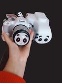 相機套佳能200D相機包相機套皮套保護套保護殼原創可愛卡通熊貓
