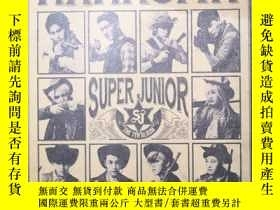 二手書博民逛書店7TH罕見MAMACITA SUPER JUNIOR【THE 7