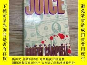 二手書博民逛書店外文原版罕見JUICE ROBERT CAMPBELL 精裝Y1