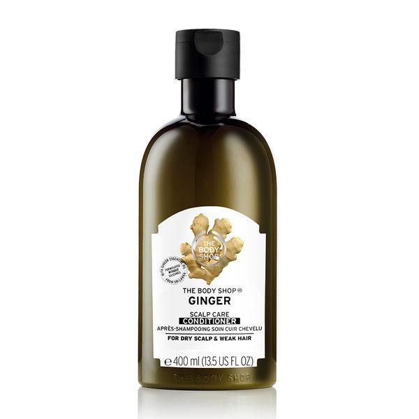【THE BODY SHOP】薑汁頭皮調理護髮乳400ml