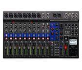 凱傑樂器 ZOOM LIVETRAK L-12 錄音介面 混音器 公司貨