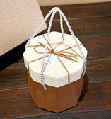 八邊形六角禮品盒正方形禮物盒子生日回禮盒大號禮物包裝盒子禮盒gogo購