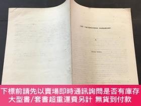 二手書博民逛書店民國34年罕見中國西部邊疆研究會卷16 英文原版 The Southwestern Barbarians