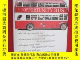 二手書博民逛書店The罕見Opportunity Bus: How to Sei