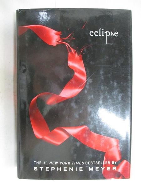 【書寶二手書T3/一般小說_AJS】Eclipse_Meyer, Stephenie