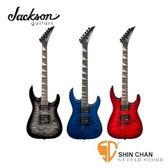 【JS-32TQ/雙雙拾音器】jackson吉他 ► 電吉他   (鯊魚鰭指位記號) Jackson JS32TQ DINKY