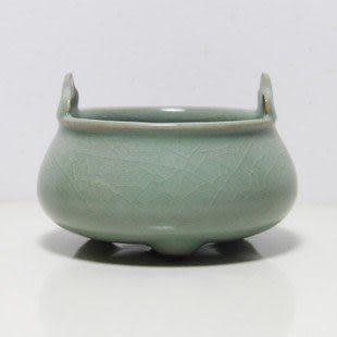 龍泉青瓷 熏香爐