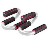 多德士/S型俯臥撐支架運動鍛煉健身器材家用鋼俯臥撐架·享家