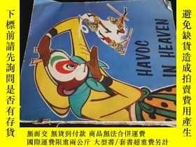 二手書博民逛書店HAVOC罕見IN HEAVENY5919