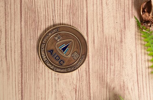 AIDC AT-3 IDF 紀念徽章