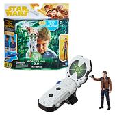 韓索羅Solo星際大戰外傳電影2 原力連結3﹒75人物玩具組