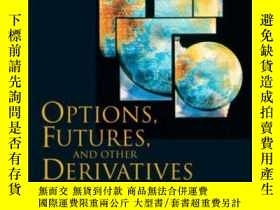 二手書博民逛書店Options,罕見Futures, And Other Derivatives With Derivagem C