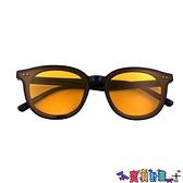 太陽眼鏡 墨鏡韓版男士復古茶黃色網紅款街拍防紫外線太陽鏡女潮寶貝計畫 上新