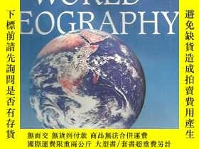 二手書博民逛書店ENCYCLOPEDIA罕見QF WORLD GEOGRAPHY