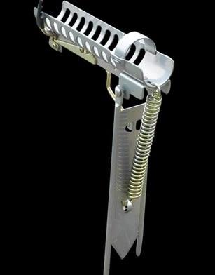 [協貿國際]  自動海桿支架自彈折疊海竿支架