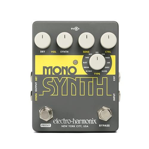 【敦煌樂器】Electro Harmonix Mono Synth 效果器