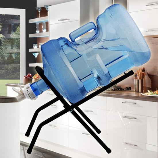 水桶支架 桶裝水 簡易飲水機架 露營 台式桶裝水 壓水器【K017】米菈生活館