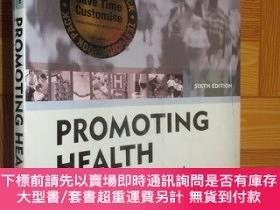 二手書博民逛書店Promoting罕見Health: A Practical ( 未開封)Y255351 BAILLIERE