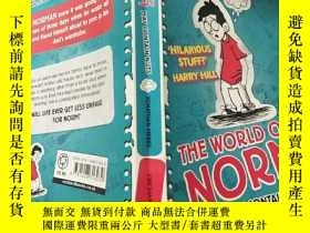 二手書博民逛書店The罕見World of Norm May Contain Nuts: 規範的世界 可能含有 堅 `果.Y2