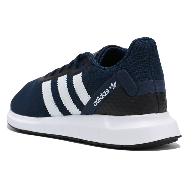 ADIDAS SWIFT RUN 藍 白 慢跑鞋 輕量 休閒鞋 男 (布魯克林) FV5359