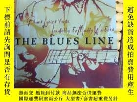 二手書博民逛書店the罕見blues lineY58485 eric sackh