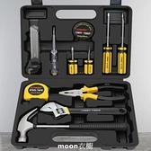 工具套裝家用日常維修組套家庭修理五金老虎鉗錘子扳手鉗子組合箱 現貨快出