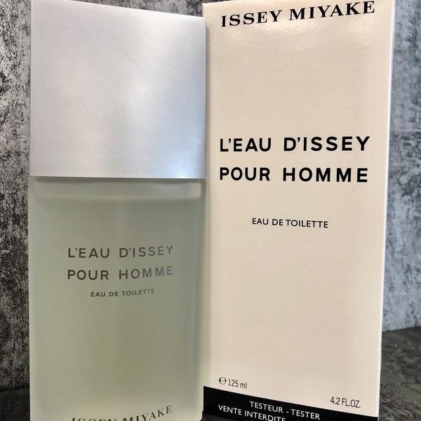 Issey Miyake 三宅一生 一生之水 男性香水 125ml TESTER ◐香水綁馬尾◐