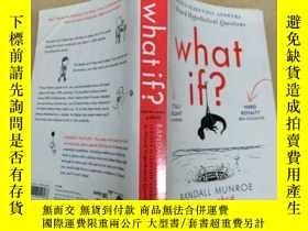 二手書博民逛書店What罕見If?Serious Scientific Answers To Absurd Hypothetica
