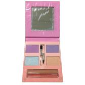 Jennifer Lopez 珍妮佛羅培茲 六色彩妝精美組 附化妝鏡和刷子【七三七香水精品坊】