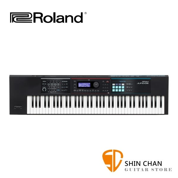 Roland JUNO-DS76 76鍵 數位合成器【JUNO DS-76/Synthesizer】