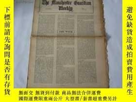 二手書博民逛書店外文原版報紙罕見THE MANCHESTER GUARDIAN WEEKLY 1948年3月11日 第11期 共1