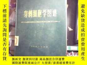 二手書博民逛書店罕見穿刺細胞學圖譜Y13351 江西醫學院第一附屬醫院 江西人民