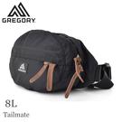 【GREGORY 美國 Tailmate 腰包《黑》8L】119652/運動肩背包/側背隨身包/臀包/旅遊/單車