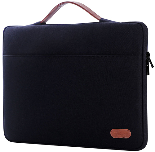 【美國代購】ProCase 三款式尺寸 12 - 15.6 Inch Sleeve for New Surface Pro 2017 / Pro 4 3 2, Macbook / iPad Pro-黑色
