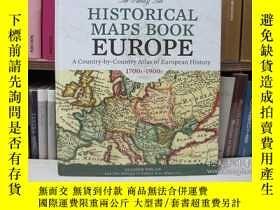 二手書博民逛書店The罕見Family Tree Historical Maps